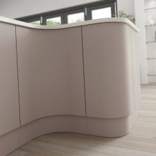 Setosa Painted Taupe Kitchen Inspiration, Free Design, The Help, Taupe, Stylish, Modern, Home, Beige, Trendy Tree