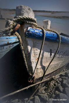 Epaves - Cimetière de bateaux Ile de Noirmoutier