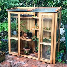 x Tall Cedar Coldframe – Tall Coldframes – Woodpecker Joinery Diy Greenhouse Plans, Lean To Greenhouse, Backyard Greenhouse, Diy Small Greenhouse, Homemade Greenhouse, Garden Beds, Home And Garden, Wooden Greenhouses, Back Gardens