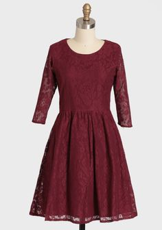 Astoria Lace Dress By Mata Traders | Modern Vintage Dresses. $89.99