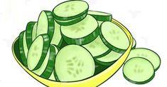 Suivez ce régime à base de concombre pour perdre 3 kilos en 7 jours seulement !...
