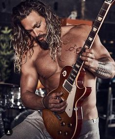 SEXY JASON MOMOA - PRIDE OF GYPSIES, playing GIBSON LES PAUL CUSTOM guitar . HEAVY METAL T-SHIRTS and METALHEAD COMMUNITY BLOG. The World's No:1 Online Heavy Metal T-Shirt Store & Metal Music Blog. Check out our Metalhead Clothing and Apparel Store, Satanic Fashion and Black Metal T-Shirt Stores; https://heavymetaltshirts.net/