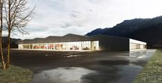 © DUNEDIN ARTS Architektur Visualisierungen Zürich CH/ www.dunedin-arts.ch