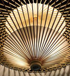 Оригинальный светильник Higasa Lamp