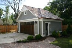 Detached Garage Design Ideas, Pictures, Remodel, and Decor - page 72