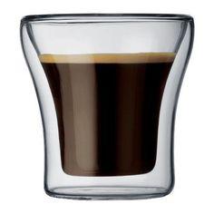 Bodum Assam 3 oz. Double Wall Espresso Cup