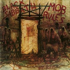 BLACK SABBATH - Mob Rules (1981)