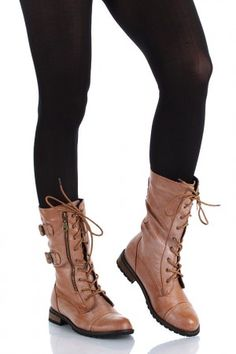 want these combat boots