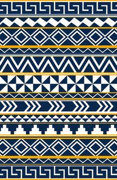 Tribal Pattern Art Print by Taylor Payne Ethnic Patterns, Textures Patterns, Fabric Patterns, Print Patterns, Pattern Print, African Tribal Patterns, White Patterns, Tribal Prints, Tribal Art