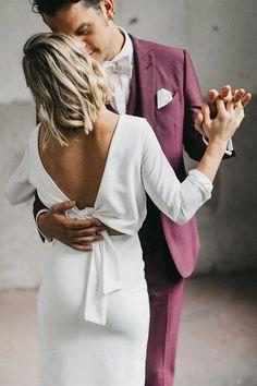 f4bfb03d92 25 Scandinavian Wedding Dresses And Separates - Weddingomania