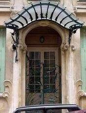 33 Rue du Champs de Mars (7e) - Les Arums - Art Nouveau - Architecte : Octave Raquin