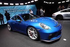 New GT3 follows a similar ethos to last year's 911R