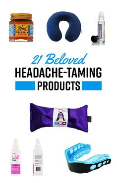 21 Headache-Taming Products That Have Actually Helped People