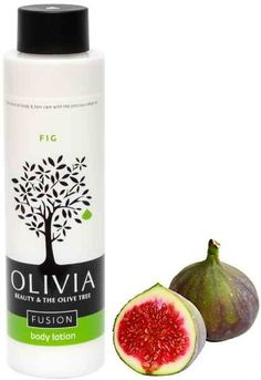 PAPOUTSANIS OLIVIA FUSION NATURAL BODY LOTION WITH FIG & OLIVE EXTRACTS 300ml