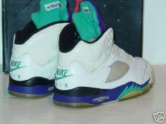 NIKE AIR JORDAN V 1990