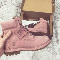 "20.3k Likes, 140 Comments - #BlendwithTrend (@blendwithtrend) on Instagram: ""Pink Tims  Yay or Nay? Via @trendsandco ---------------------------------- • • #fashion…"""