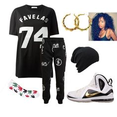 A fashion look from March 2014 featuring Givenchy t-shirts, Abrahamsson activewear pants and HUF socks. Browse and shop related looks.