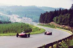 Spa-Francorchamps ~ Belgian Grand Prix 1962.