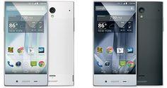 Sharp Aquos Crystal smartphones | http://smartphonesreview.info/sharp-aquos-crystal-and-crystal-x-release-date/