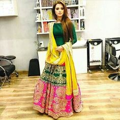 Exclusive 😻😻😻 Can't get enough of this beauty in and make-up by ❣💯✔️ Ali Xeeshan, Desi Love, Shadi Dresses, Desi Clothes, Pakistani Outfits, Wedding Wear, Wedding Outfits, Asian Fashion, Dress Collection