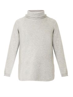 Roll-neck cashmere sweater   Chloé   MATCHESFASHION.COM