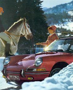 """911 coupé """"short wheel base"""" 1966"""