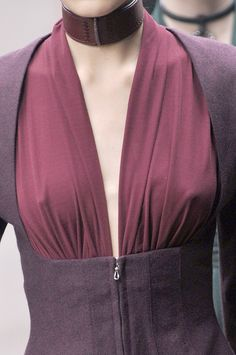 London Fall 2011 - Marios Schwab (Details)