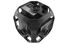 GoPro To Begin Shipping Its 'Omni' 360 Camera Next Week