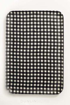 Color Negro y Blanco - Black & White!!! Tray