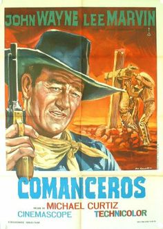 View a rare collection of John Wayne foreign posters from the through Every John Wayne movie poster is vintage and original as pictured. Old Movies, Vintage Movies, Great Movies, Old Movie Posters, Cinema Posters, Gotham City, Peliculas Western, John Wayne Movies, Westerns