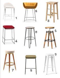 Simple Barstools