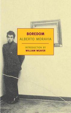 Boredom | Alberto Moravia