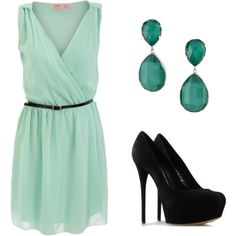 ustrendy, mint, teal, dress, dresses, cocktail dress, cute, chic, party dress