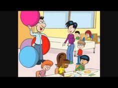 Tom en Tamira gaan naar school - YouTube