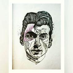 zippysundayart/2016/08/14 20:14:38/Старая работа   Алекс Тернер #mywork #art #pens #drawing #doodle #alexturner #arcticmonkeys #indie #indiemusic