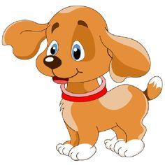 Dog clip art pictures of dogs 3 cartoon Cute Little Puppies, Baby Puppies, Cute Puppies, Cute Dogs, Dogs And Puppies, Puppy Clipart, Cute Clipart, Clip Art Pictures, Dog Pictures
