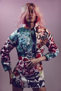 Shakuhachi Flower Bomb Embroidered Bomber Jacket (http://www.nastygal.com/brands-shakuhachi/shakuhachi-flower-bomb-embroidered-bomber-jacket) & Shakuhachi Flower Bomb Embroidered Dress (http://www.nastygal.com/brands-shakuhachi/shakuhachi-flower-bomb-embroidered-dress/)