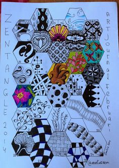 zentangle k mailart atelier eem zentangle zentangle pinterest atelier. Black Bedroom Furniture Sets. Home Design Ideas