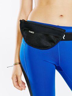 Summer Bummer Neoprene Running Belt Bag