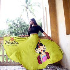 Order Navratri special Lehenga on WhatsApp number or ArtistryC. Bollywood Lehenga, Lehenga Choli, Simple Lehenga, Navratri Dress, Wedding Dress Patterns, Wedding Dresses, Choli Dress, Navratri Special, Lehenga Collection