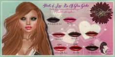 ::Toxxic:: Pandora Kiss Off Lipgloss for Loudmouth and Tattoo Layers