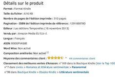 Waouh! Zephyr monte encore dans le classement Amazon  http://ift.tt/2nR9b90