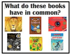 Introducing the Caldecott Award to students
