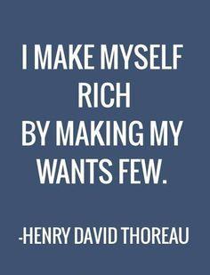 Henry David Thoreau #Quote