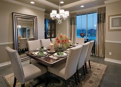 Read our Toll Talks blog to learn how to set a beautiful and memorable table for the holidays! http://tolltalks.tollbrothers.com/2014/11/25/how-to-set-a-beautiful-and-memorable-table-for-the-holidays/