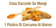 Perché dovresti mangiare la curcuma ogni giorno? | Rimedio Naturale