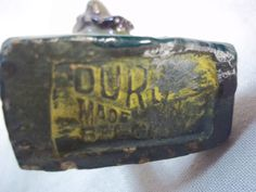 US soldier Military Police, DURSO Belgium made. Speelgoed soldaatje MP.