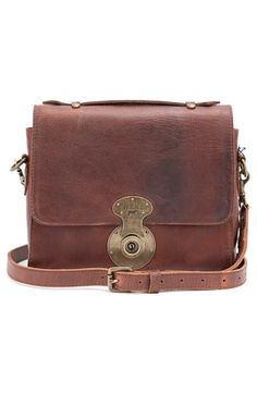 Will Leather Goods 'Quinn' Leather Crossbody Bag available at #Nordstrom