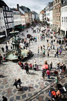 """Strøget"" - the sweep. A very long shopping street in downtown Copenhagen with lots of high street stores and cafes. Not really visually stunning but worth a visit as you can make some great purchases"