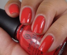 China Glaze:  ★ Seas The Day ★  China Glaze Off Shore Collection Summer 2014